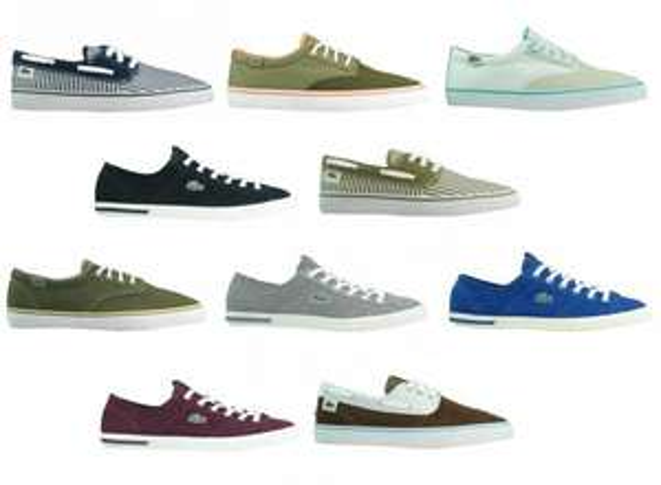 Lacoste Sneaker Schuhe Unisex Uni verschiedene Modelle, 38,99 EUR @ ebay