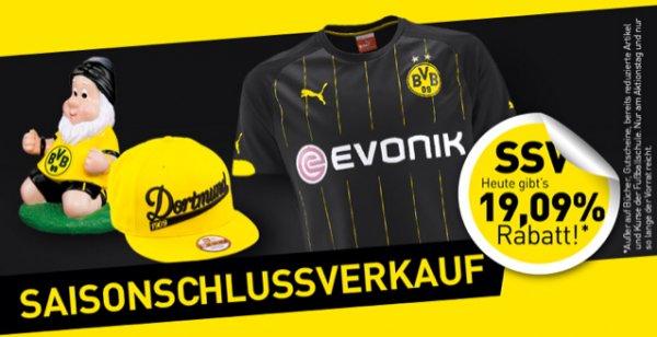 BVB Onlineshop - Saisonschlussverkauf - 19,09% auf fast alles!!! zzgl. VSK frei ab 50€!
