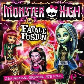 Amazon MP3 - Monster High : Fatale Fusion (Das Original-Hörspiel zum Film)  Dauer über 70 Minuten - für Nur 2,93 €