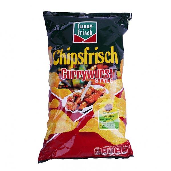 [MAGOWSKY] Funny Frisch - Chips Frisch versch Sorten 175g für 0,69€
