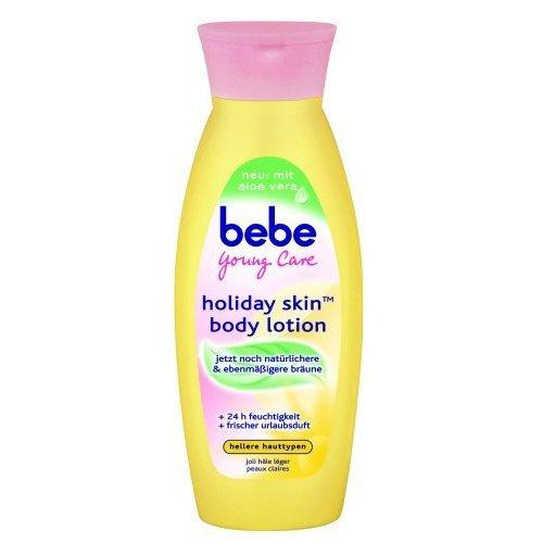 [KAUFHAUS X - PLZ 88XXX] Bebe Young Care Holiday Skin 250ml für 0,99€ // Bebe Body Lotion 400ml für 1,59€