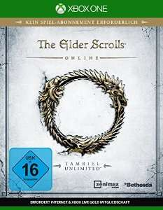 XboxOne The Elder Scrolls Online [Preisfehler]