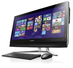 [Amazon] Lenovo B750 IdeaCentre All-in-One-PC (29'' 2560x1080 IPS, Intel Core i5-4460 Quadcore, 8 GB RAM, 1 TB SSHD, Nvidia GeForce GTX760A, Bluray-Brenner, DVB-T, Win 8.1) für 999€