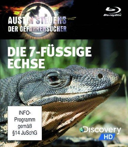 Amazon Prime : Die 7-füßige Echse (Discovery HD) [Blu-ray]  Nur 1,83 €