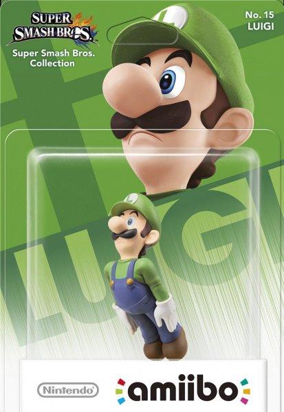 [Lokal Saturn Hannover] Luigi und Diddy Kong Amiibo (Smash-Amiibo) 5€