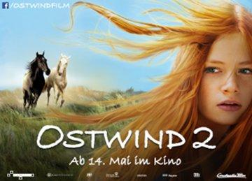 """""""Wie genial ist das denn?"""" - Ostwind 2 für 6€ mit Freunden genießen @gelekino.de"""