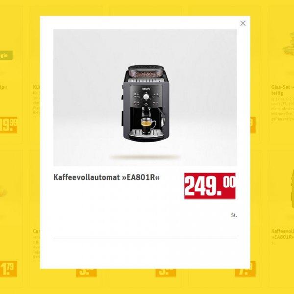 (lokal REWE??) Kaffeevollautomat EA801R - 249 EUR (Ersparnis 18 EUR)