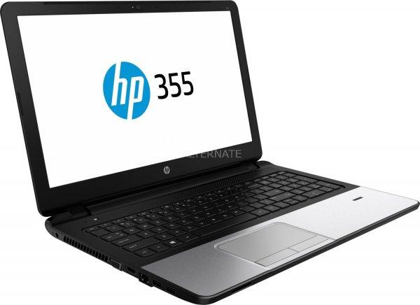 [Redcoon] HP 355 G2 (15,6'' HD matt, A4-6210 Quadcore, 4 GB RAM, 500 GB HDD, DVD-Brenner, Wartungsklappe, FreeDos) für 199,90€