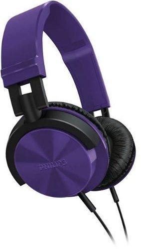 [Amazon Prime] Philips SHL3000PP/00 Overear-Kopfhörer (lila-schwarz) für 9,90€