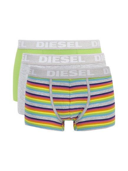6 farbenfrohe Diesel Trunks im 2x3er Pack für 29,90€ durch 10€ Gutschein [FashionID]