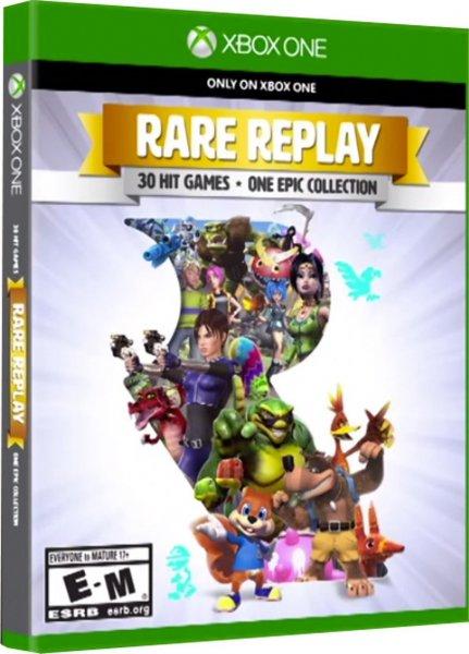 [Spielegrotte] Rare Replay (XBOX ONE) [PREORDER] (Banjoo-Kazooie; Blast Corps, etc.) für 29,99€