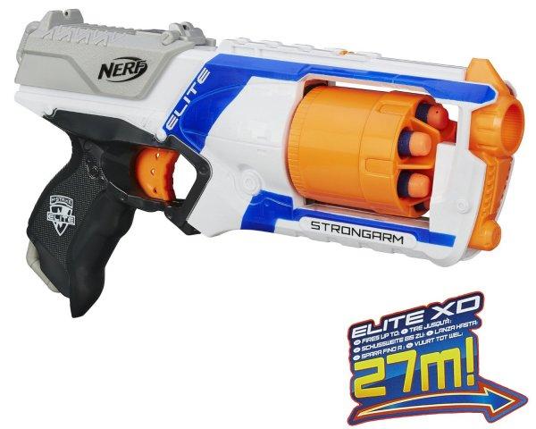 [Müller Online] Nerf N-Strike Elite XD Strongarm für 12,99€! (idealo: 19,99€) Wieder Verfügbar!