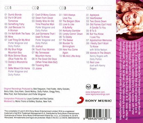 Amazon Prime : Dolly Parton - The Box Set Series ( 4 CDs) Nur 3,18 €