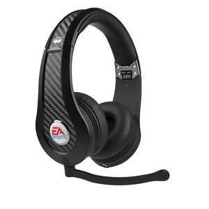 MONSTER MVP Carbon by EA Sports OnEar Gaming-Kopfhörer NEU Headset schwarz