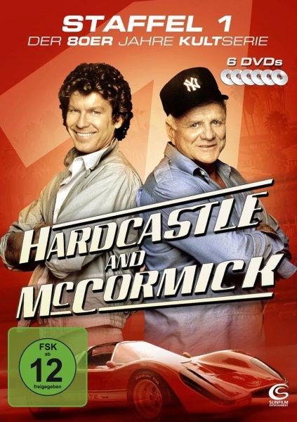 Hardcastle and McCormick Staffel 1 - 3
