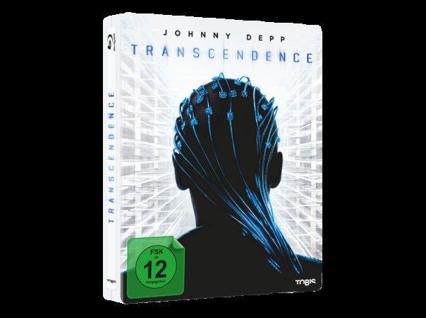 [www.media-dealer.de] Transcendence - Steelbook (Blu-ray) Für 15,96