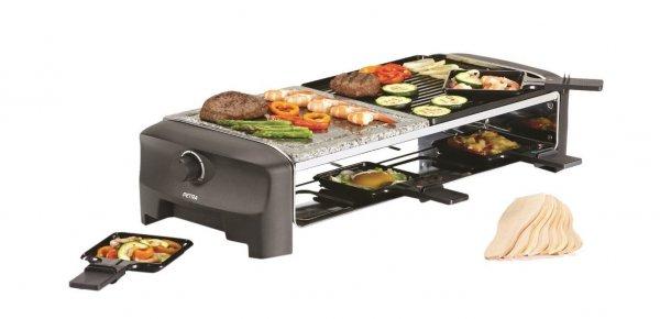 Redcoon:  Petra Electric Raclette für 8 Personen für 16,99 Euro