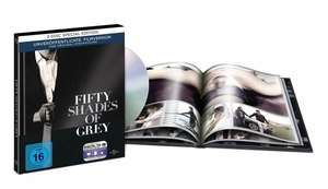 Fifty Shades of Grey (Blu-ray Digibook) sowie andere Medienartikel