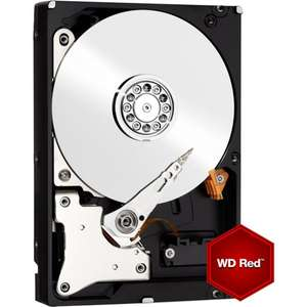 Western Digital Red SATA 3 4TB (WD40EFRX) für 159€ (Vergleichspreis: 167€ Idealo)