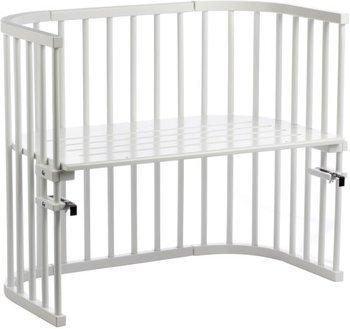 Babybay Maxi Beistellbett Babybett Bett weiß, 124,12 EUR @ 123babyland