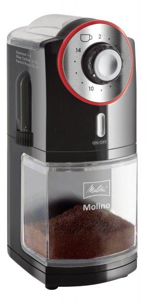 Melitta Molino Kaffeemühle (Amazon)