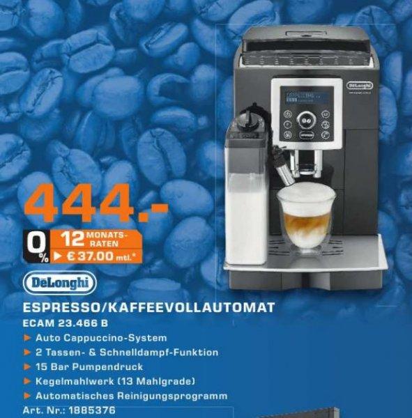 [Saturn Berlin Märkische Zeile] DeLonghi ECAM 23.466.B Kaffeevollautomat