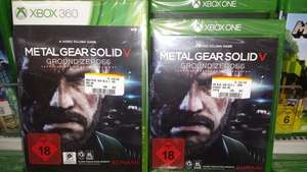 Metal Gear Solid V Ground Zeroes für Xbox One/Xbox 360 [MM Mainz]