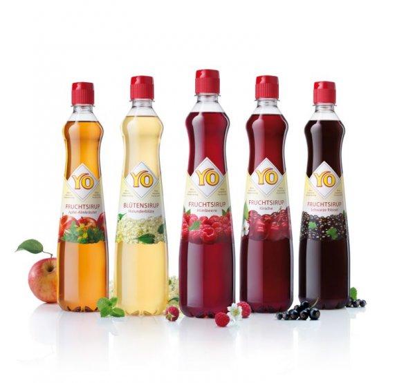 [JAWOLL] Yo Fruchtsirup verschiedene Sorten 0,7l für 0,29€ (Angebot + Scondoo) [LIMITIERT: 10x/Account]