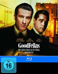 Good Fellas - 25th Anniversary Edition [Blu-ray] für 11,99€ @Amazon.de (Prime)
