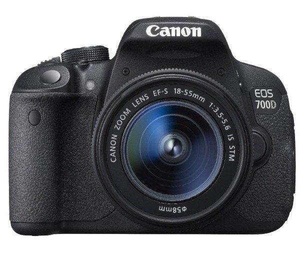 [pixmania.de] Canon EOS 700D + Objektiv EF-S 18-55mm IS STM