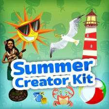 [PSN PS3/PS4/PS Vita] LittleBigPlanet - Sommerschöpfer-Set + Sonnenwende-Kostüm