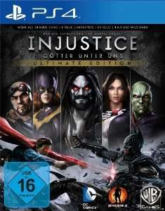 [Amazon Blitzangebot] Injustice - Ultimate Edition [PS4]