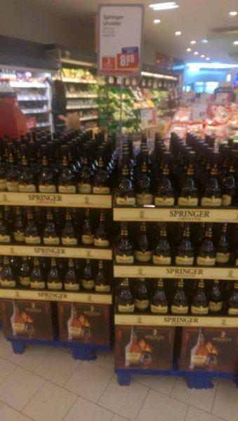 REWE [Lokal Zetel] Springer Urvater 2 Flaschen 8,88€!!! *Charly*