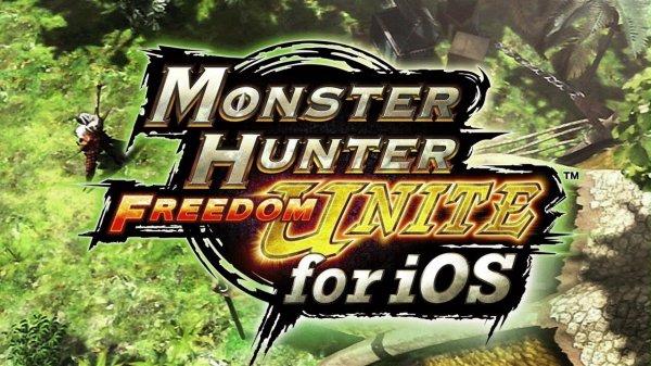 [IOS] Monster Hunter Freedom Unite 6,99€ statt 14,99€