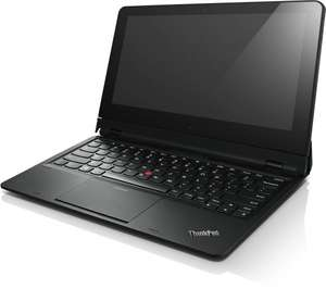 (amazon.de) preisfehler! Lenovo N3Z6XGE ThinkPad Helix 29,4 cm (11,6 Zoll) Convertible Tablet-PC (Intel Core i7 3667U, 2GHz, 3,2GHz, 8GB RAM, 256GB SSD, Win 8, Touchscreen) schwarz