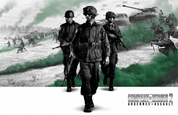 [Steam] Company of Heroes 2 - Ardennes Assault für 9,99 € beim Steam Sale