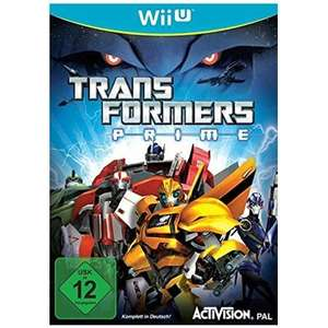 [Amazon-Marketplace] Transformers Prime - Das Spiel - [Wii U]