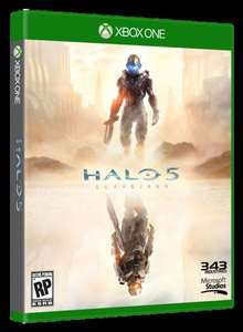 (Xbox One) Halo 5 - 46€ / Forza 6 - 46€ / Fifa 16 - ab 44€ (Digital Preorder)