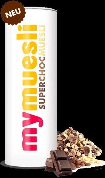 (MyMuesli Shops) Super-Choc-Müsli  für 5,90€ statt 6,90€