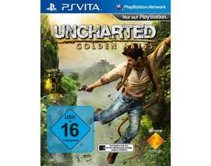 (Allyouneed) Uncharted: Golden Abyss, PlayStation Vita für 19,90 EUR