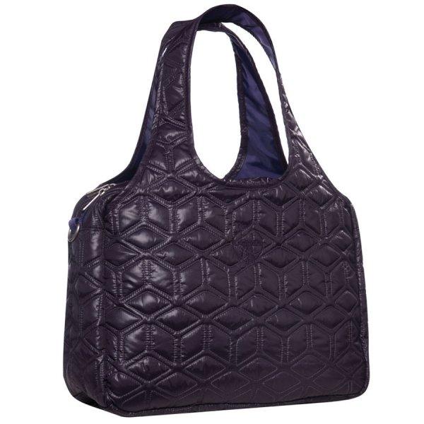 Lässig Wickeltasche Global Bag Glam Purple, 45,91 EUR @ baby-markt