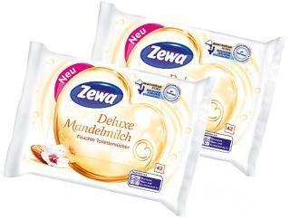 [MÜLLER bundesweit] KW26 Zewa Soft Shea oder Deluxe Mandelmilch Feuchtes Toilettenpapier (42er Nachfüllpack) für 1,09 € (Angebot + Coupon) [Gültig bis 27.06.2015]