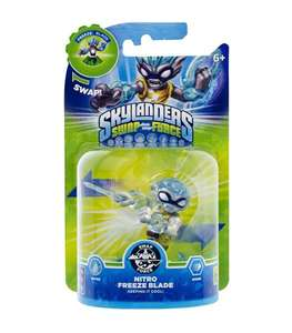 [Amazon WHD] Skylanders Swap Force - Figur Nitro Freeze Blade @ € 1,55 - 1,64
