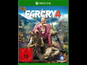 [Saturn] Far Cry 4: Limited Edition für die Xbox One für 27,99€