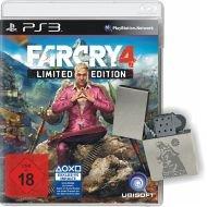"""Far Cry 4 - """"Need Fire?"""" - Limited Edition inkl. Sturmfeuerzeug (PS3/Xbox360) für 26,99€ inkl. Versand @Bücher.de"""