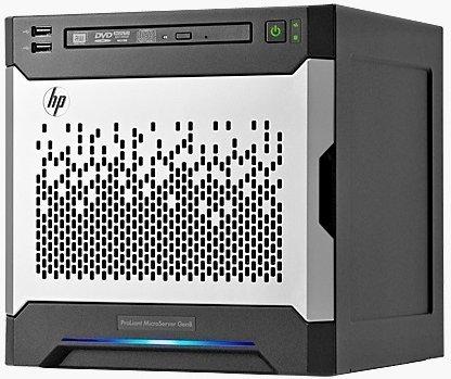 HP ProLiant MicroServer Gen8, Celeron G1610T, 2GB RAM (712317-421)