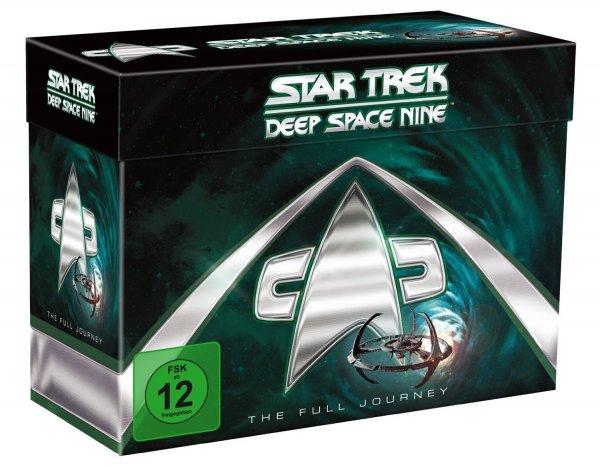 Star Trek: Deep Space Nine - The Full Journey [46 DVDs] für 53,27 €, @Amazon WHD