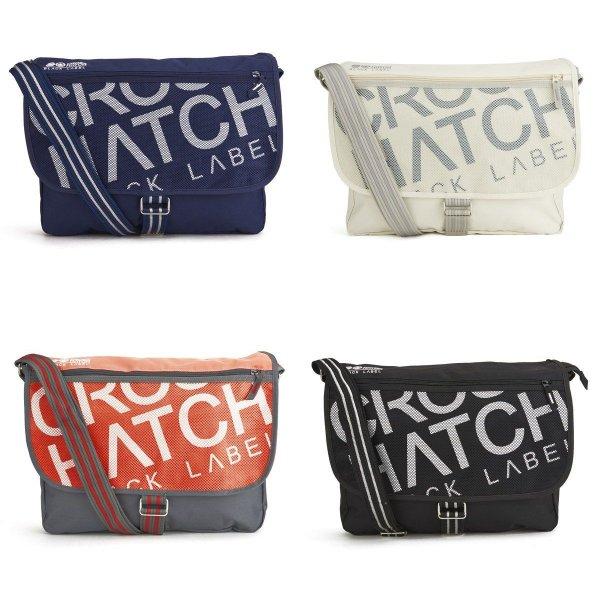 "Crosshatch™ - Umhängetasche/Messenger Bag ""Nabure"" (4 Farben) ab €10,39 [@Zavvi.de]"