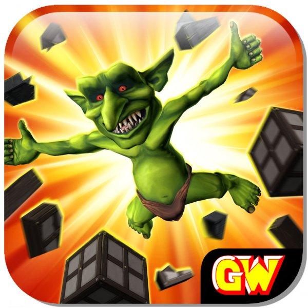 [iOS] App der Woche: Warhammer: Snotling Fling für 0,00€ anstatt 3,99€