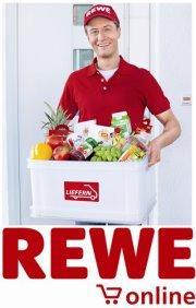 [Frankfurt/Hamburg] REWE Lieferservice - 1. Bestellung keine Gebühr